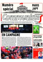 Journal CommunisteS n°681 17 mai 2017