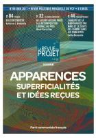 La Revue du projet, n° 68, juin 2017